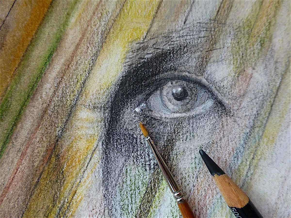 Livia Alessandrini - L'OEIL DE LISE. workinprogress