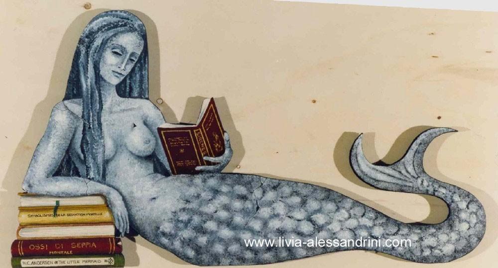 Livia Alessandrini - LETTURA I