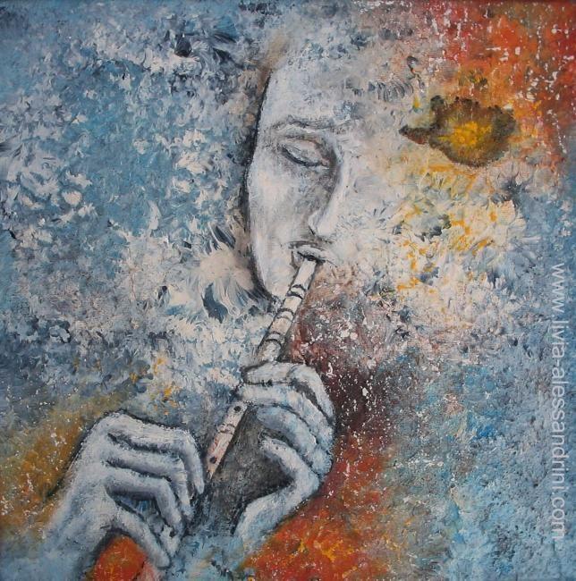 Livia Alessandrini - LE CLOWN BLESSE'