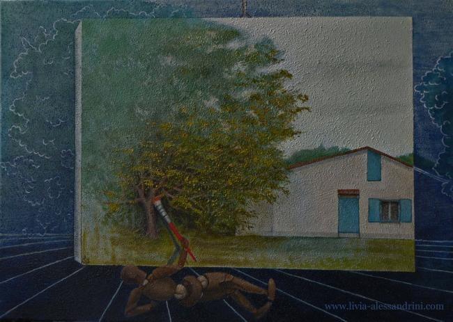 Livia Alessandrini - EMMAS OAK TREE