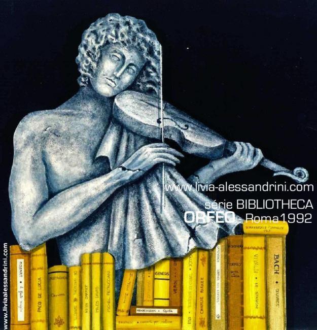 "Livia Alessandrini - ORFEO (série ""Bibliotheca"")"