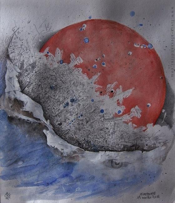 Livia Alessandrini - JAPANS TSUNAMI 1