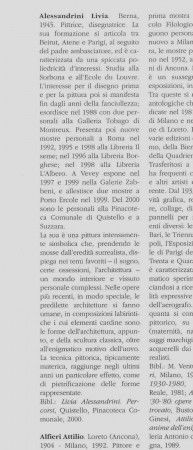 Catalogo Galleria Premio Suzzara-2001