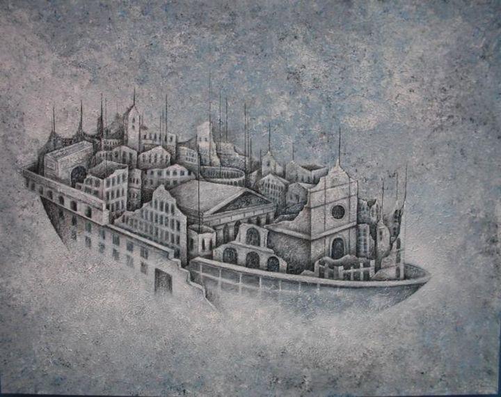 Livia Alessandrini - LA BARCA- II