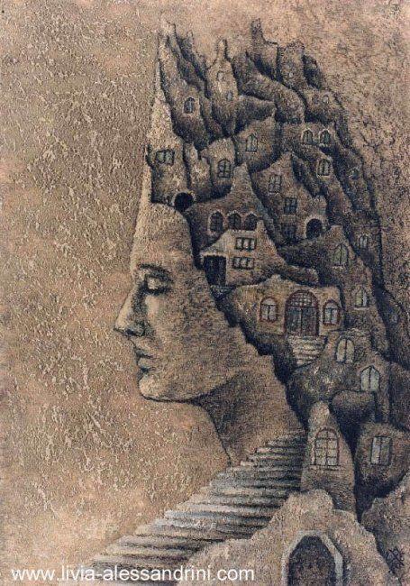 Livia Alessandrini - ARCHEOLOGIA DELL'ANIMA (PENSIERO)