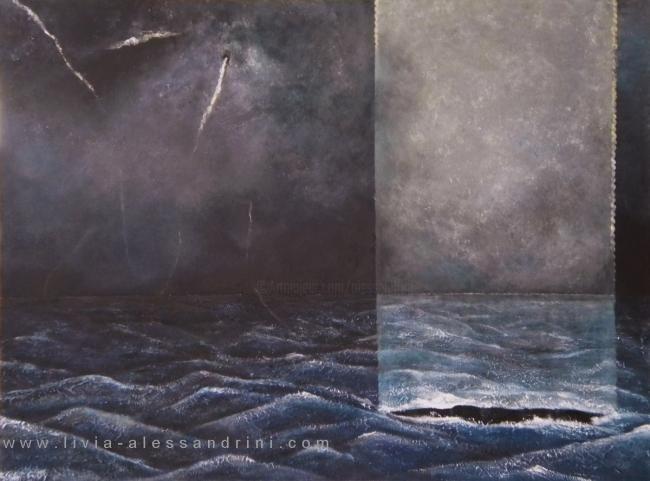 Livia Alessandrini - CORDES (POUR LE DROIT DE MOURIR DANS LA DIGNITE')